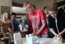 Danski najstniki na obisku v Šmarjah