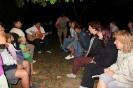 Piknik sodelujočih pri prireditvi Med šmarenskimi griči